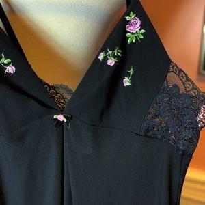 Oscar de la Renta Pink Label Nightgown